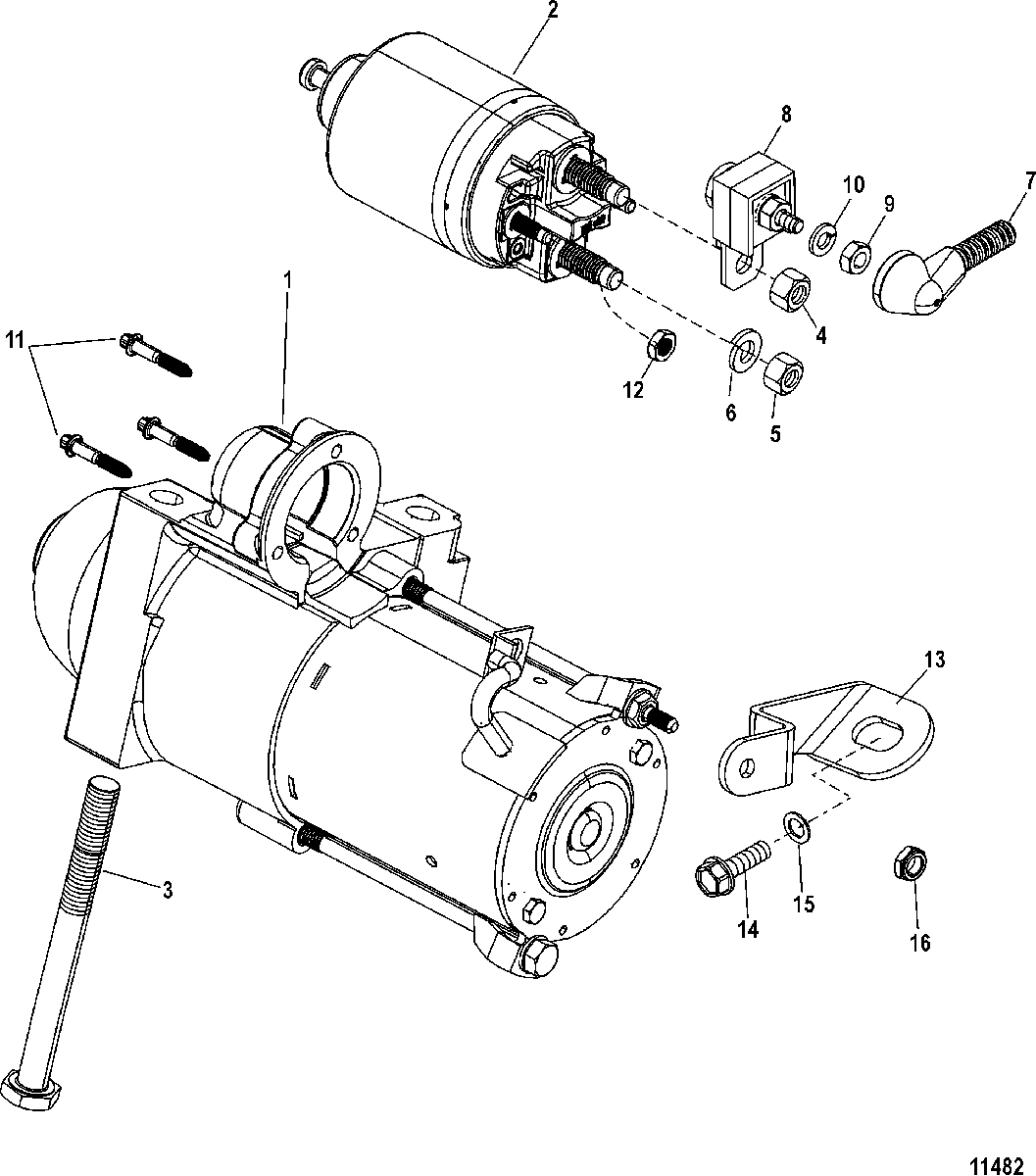 Crusader Engine Starter Wiring Diagram | Best Wiring Library - Mercruiser 3.0 Wiring Diagram