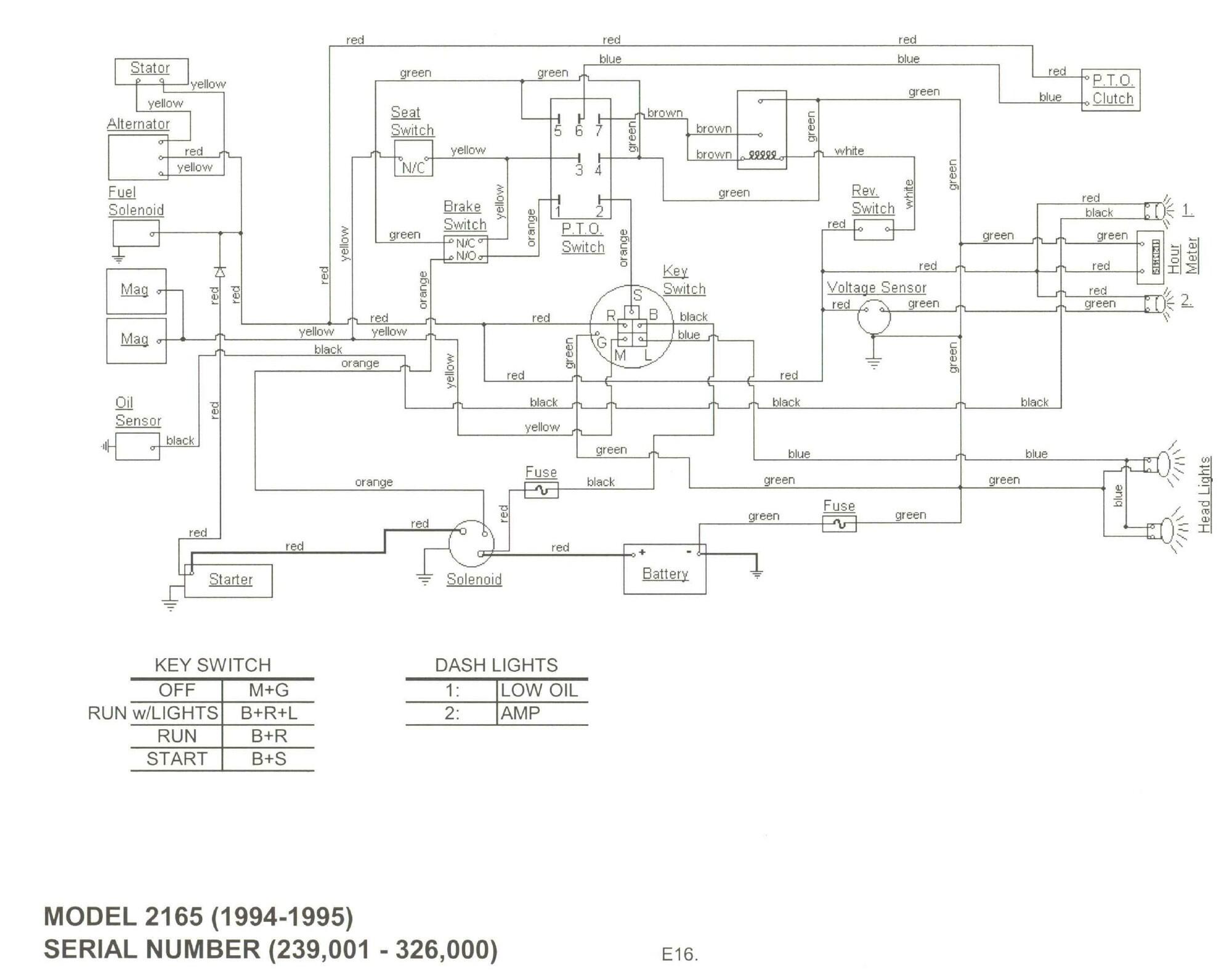 Cub Cadet Hds 2185 Wiring Diagram Hds Pto Clutch Won 11 5 - Pto Switch Wiring Diagram
