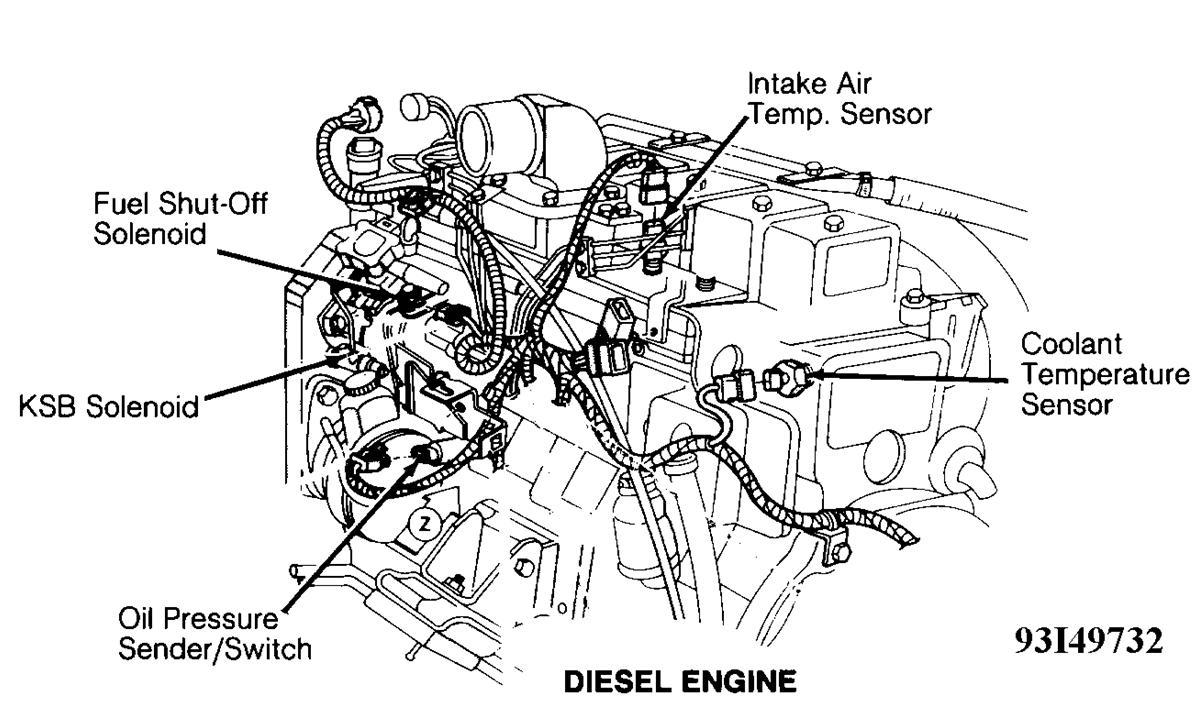 Cummins Fuel Solenoid Wiring   Manual E-Books - Cummins Fuel Shut Off Solenoid Wiring Diagram