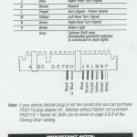 Custom Wiring Diagram   Chevy Steering Column Wiring Diagram
