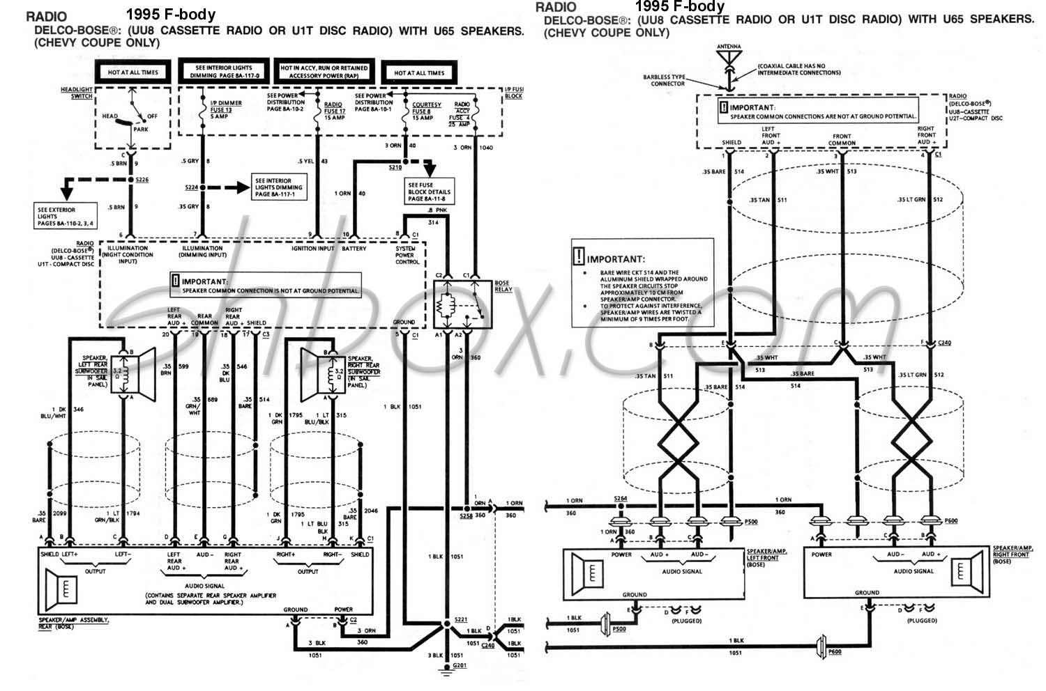Delco Radio Wiring Diagram 1993 | Wiring Diagram - Delco Radio Wiring Diagram