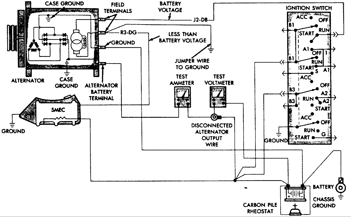 Denso Voltage Regulator Wiring - Wiring Diagrams Click - Kubota Voltage Regulator Wiring Diagram