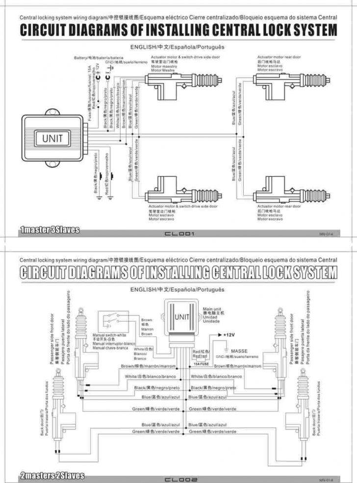 5 Wire Motor Wiring Diagram