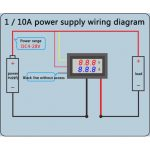 Digital Amp Meter Wiring Diagram | Wiring Library   Digital Volt Amp Meter Wiring Diagram