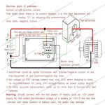 Digital Volt Amp Meter Wiring Diagram | Manual E Books   Digital Volt Amp Meter Wiring Diagram