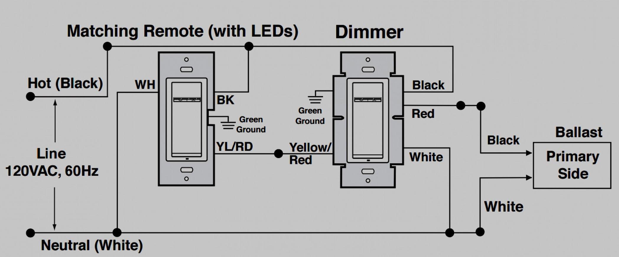 Dimmer Wiring Diagram | Wiring Diagram - Lutron Dimmer Wiring Diagram