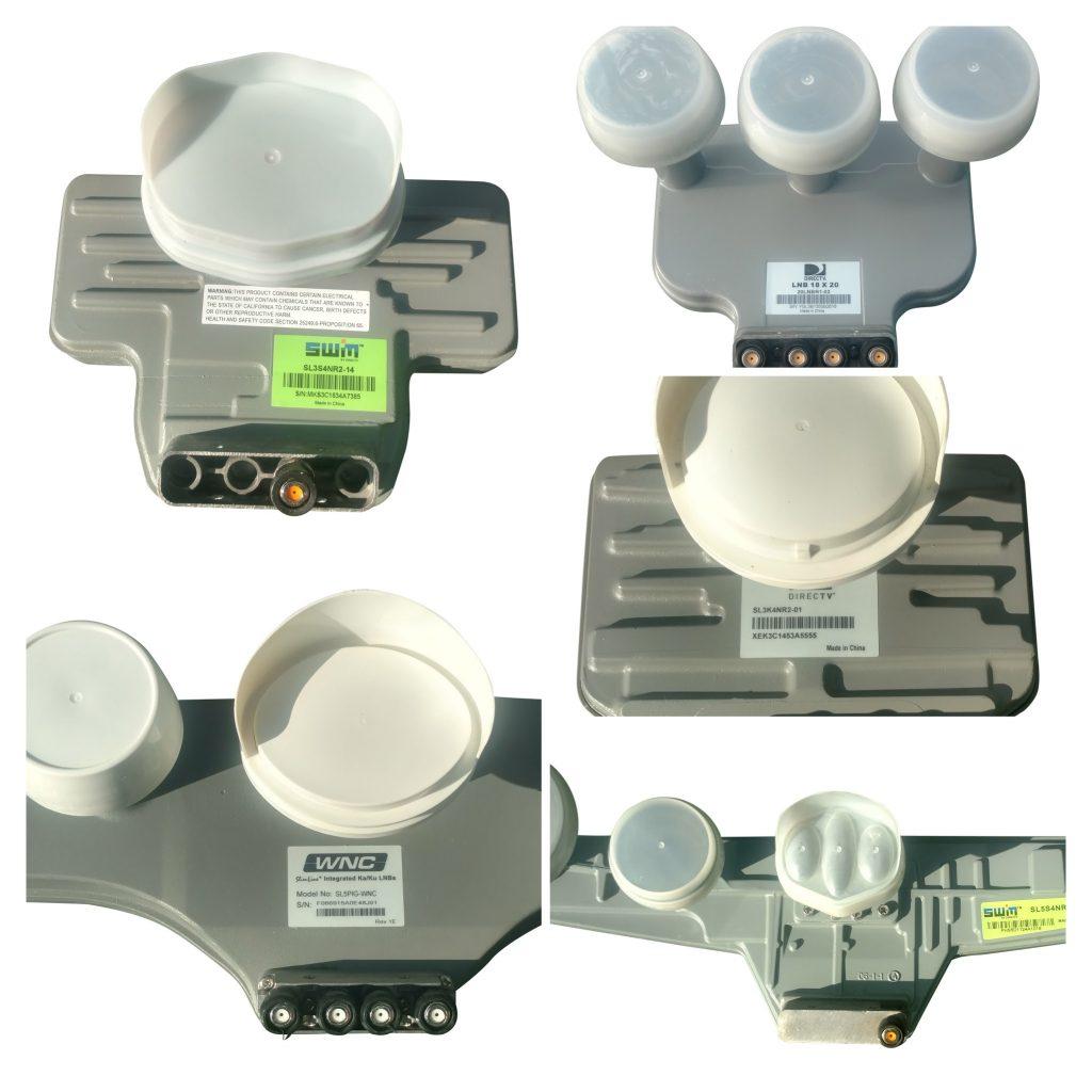Directv Pi-21 Power Inserter For Swm Lnb  Pi21r1-03  -  14 99   The