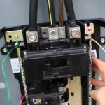 Diy Electrical Service Installation With 200 Amp Main Breaker   Youtube   200 Amp Breaker Box Wiring Diagram