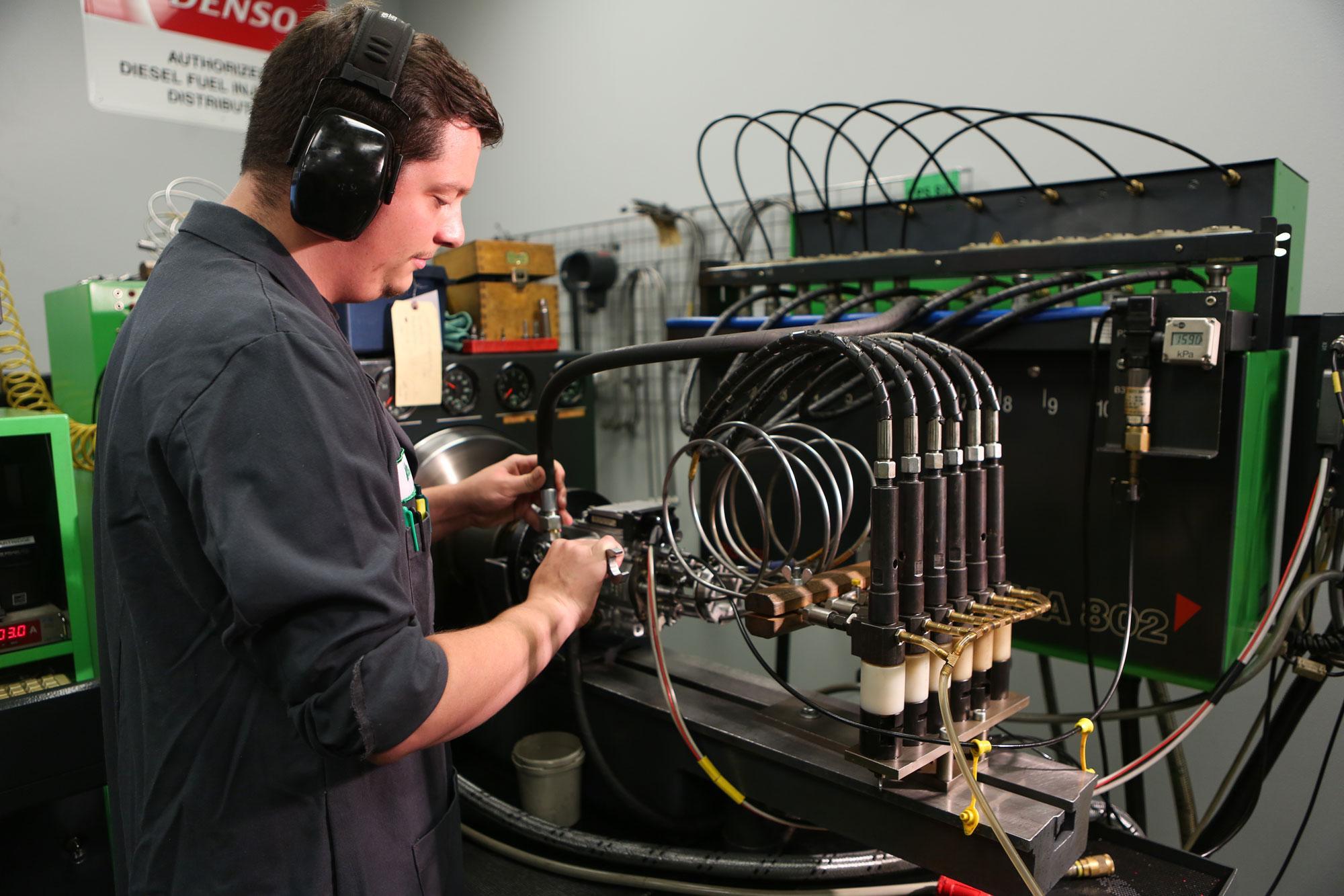 Dodge Diesel Diagnostics | Oregon Fuel Injection - Cummins Fuel Shut Off Solenoid Wiring Diagram