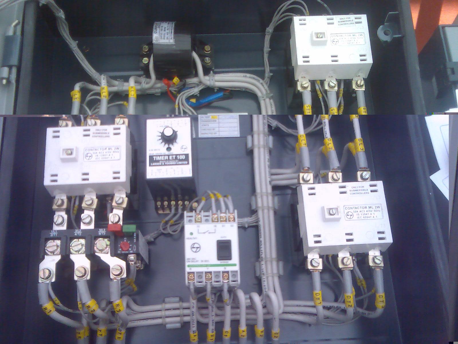 Dol Panel Diagram   Wiring Library - Square D Motor Starter Wiring Diagram