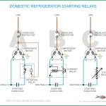 Domestic Refrigerator Starting Relays | Hermawan's Blog   Refrigerator Start Relay Wiring Diagram