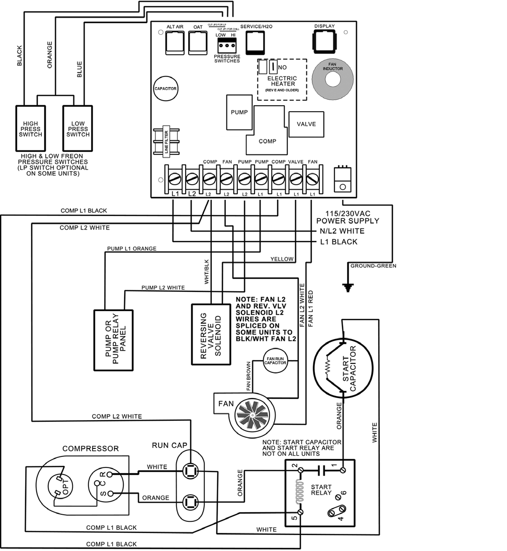 Dometic Single Zone Thermostat Wiring Diagram | Free Download Wiring - Dometic Rv Thermostat Wiring Diagram