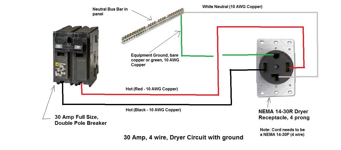 Double Pole Breaker Diagram - Wiring Diagrams Hubs - 2 Pole Circuit Breaker Wiring Diagram