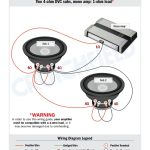 Dual 4 Ohm Sub Wiring   Data Wiring Diagram Schematic   4 Ohm Dual Voice Coil Wiring Diagram