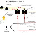 Dual Fan For Dual Fan Relay Wiring Diagram   Wiring Diagram   Fan Wiring Diagram