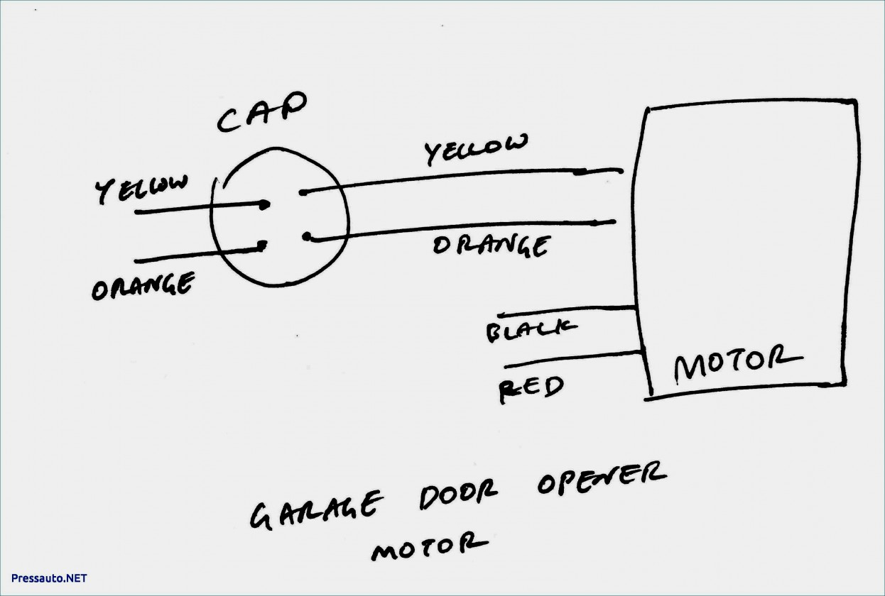 Dual Run Capacitor Diagram - Wiring Diagrams Click - Motor Run Capacitor Wiring Diagram