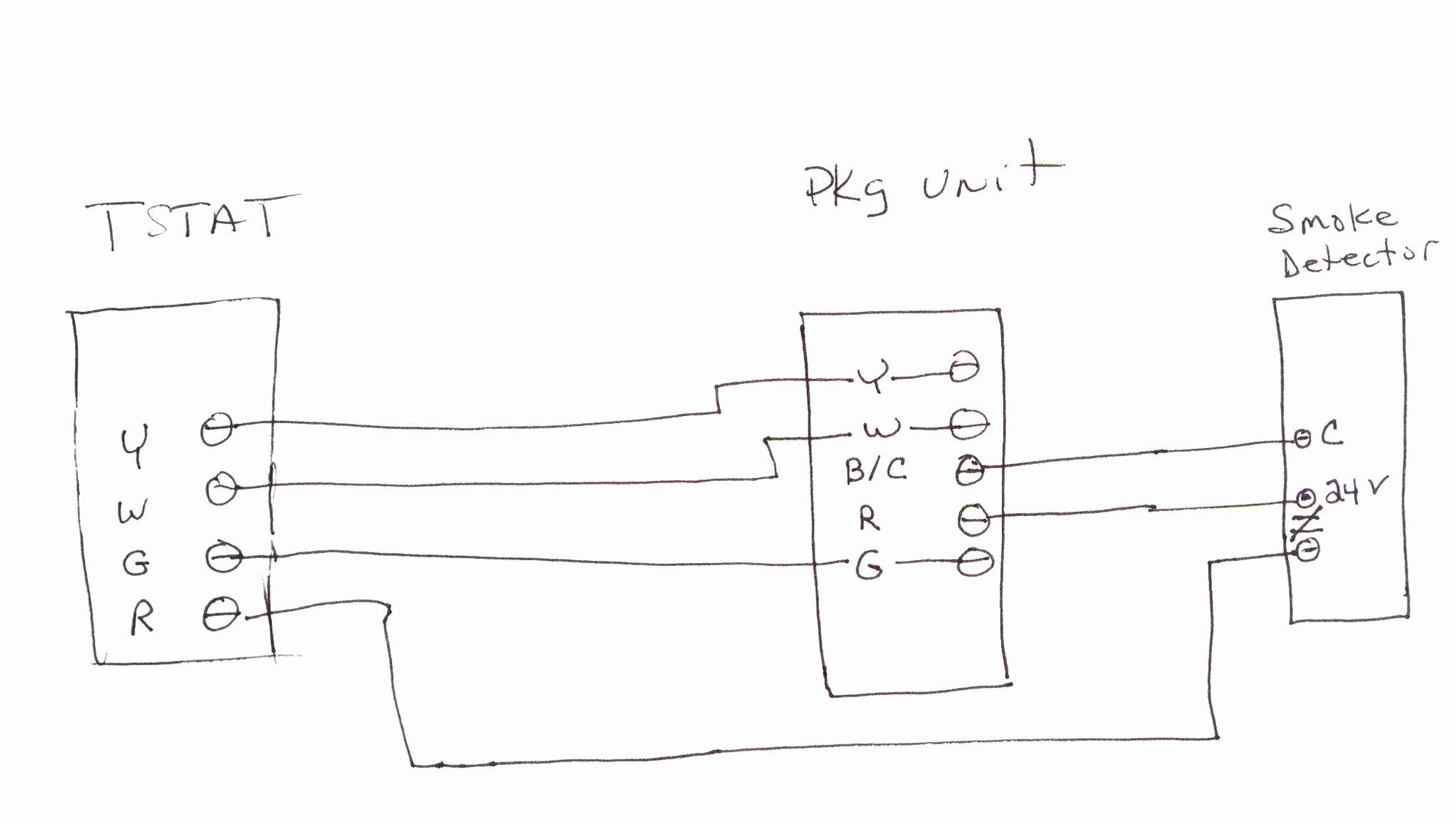 Simplex Duct Detector 2098 Wiring Diagram