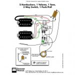 Duncan Wiring Diagram   Data Wiring Diagram Schematic   Les Paul Wiring Diagram