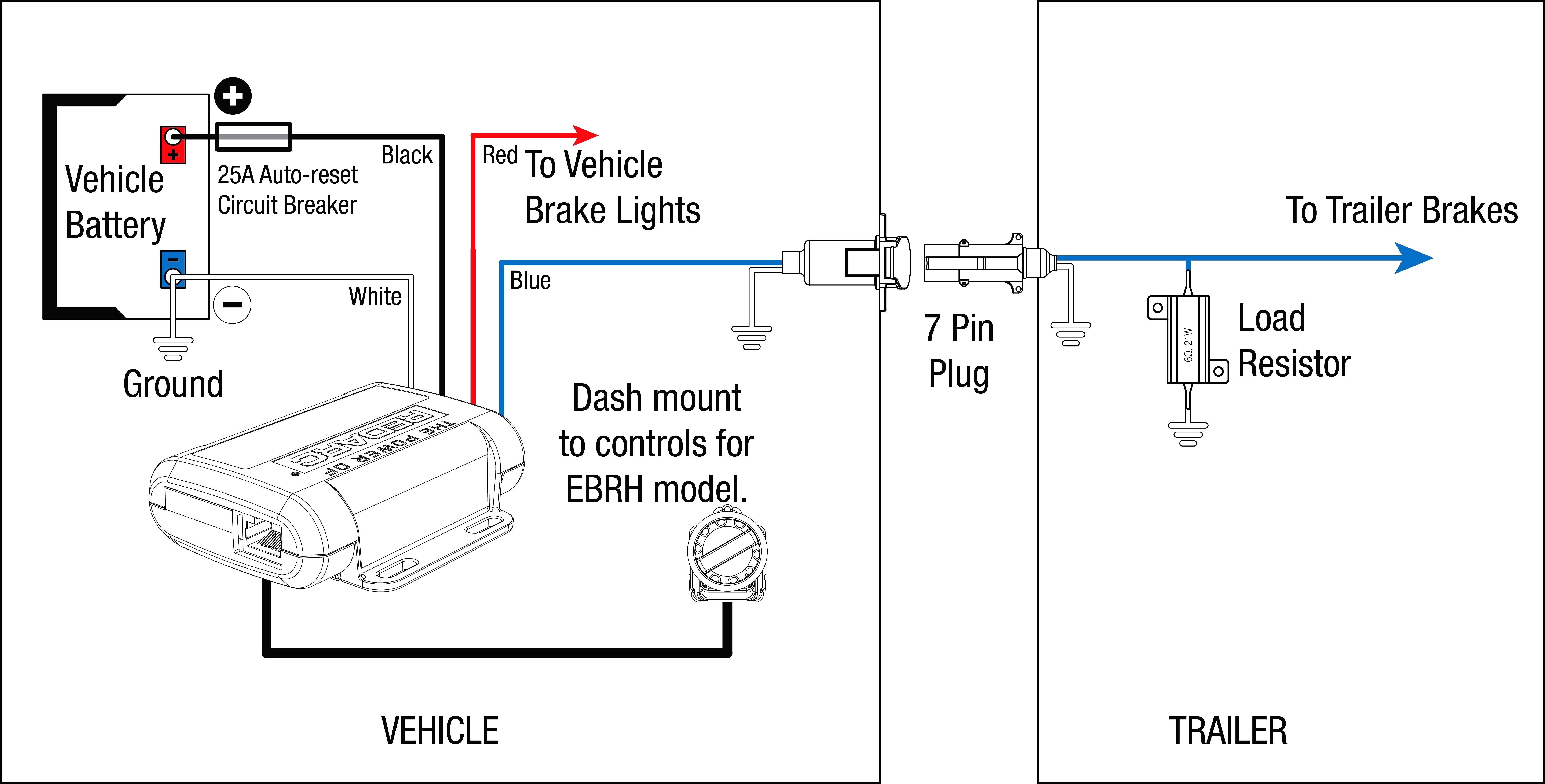 Electric Trailer Brake Controller Wiring Diagram Book Of Dodge - Dodge Trailer Brake Controller Wiring Diagram