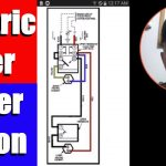Electric Water Heater Lesson Wiring Schematic And Operation   Youtube   Electric Hot Water Heater Wiring Diagram