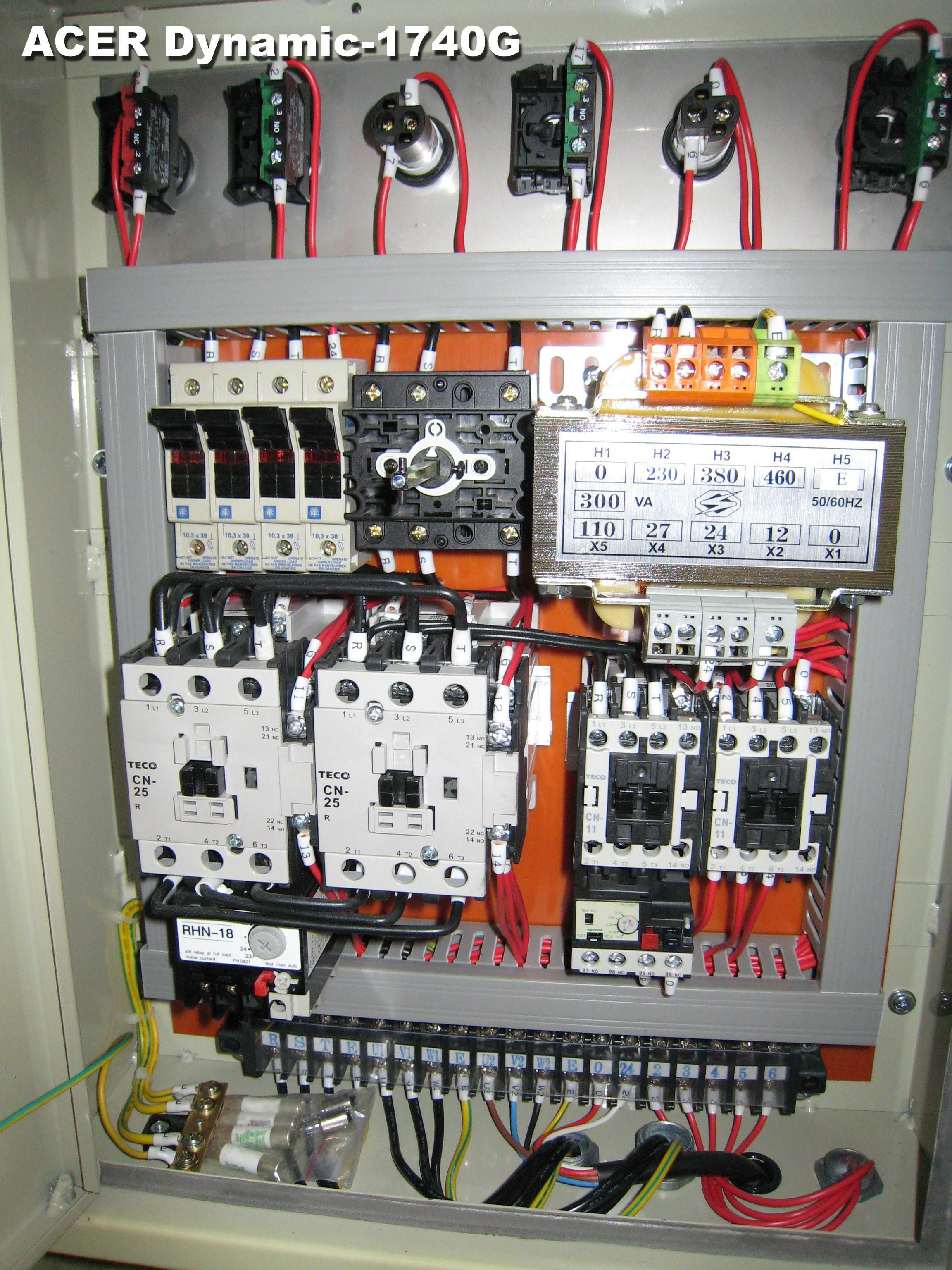 Electrical Control Panel Wiring Diagram | Manual E-Books - Electrical Panel Wiring Diagram
