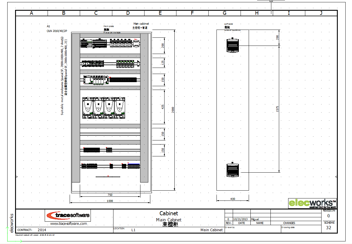 Electrical Design Software | Elecworks™ - Free Wiring Diagram Software