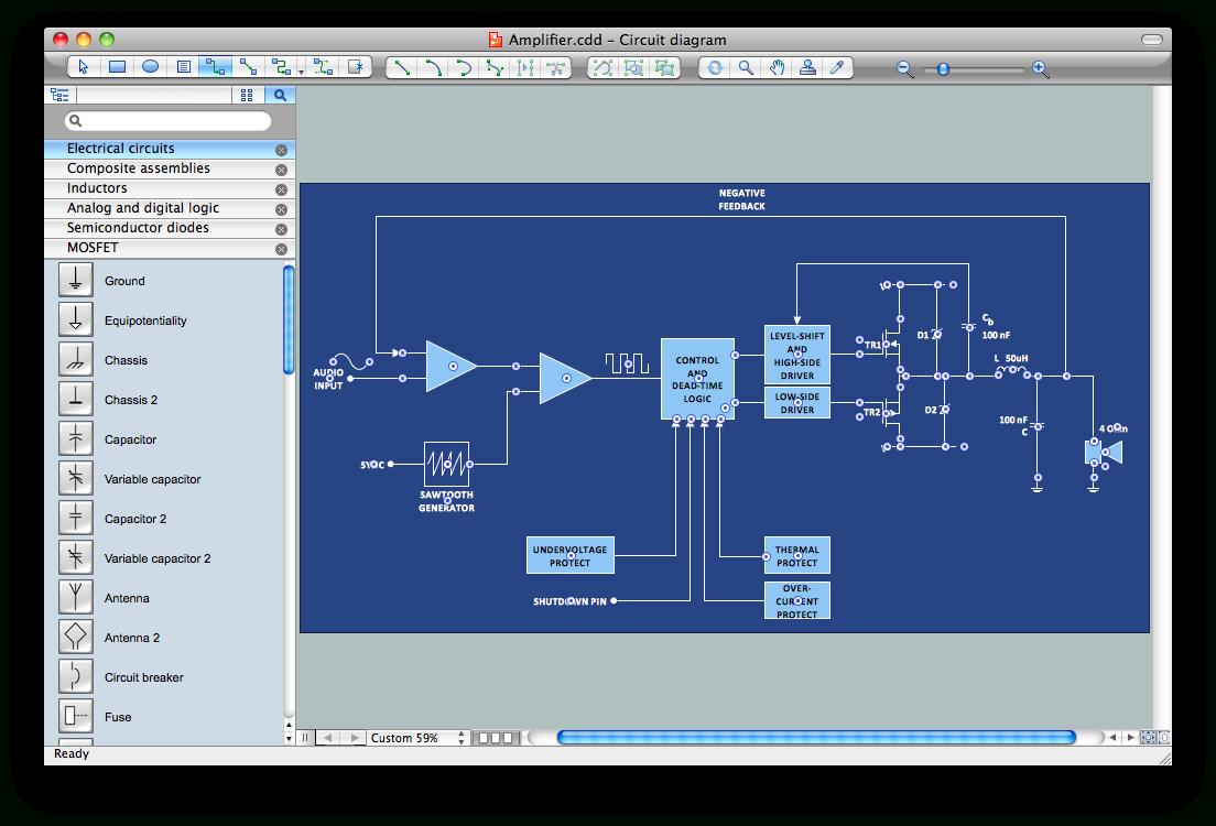 Electrical Design Software - Wiring Diagram Maker