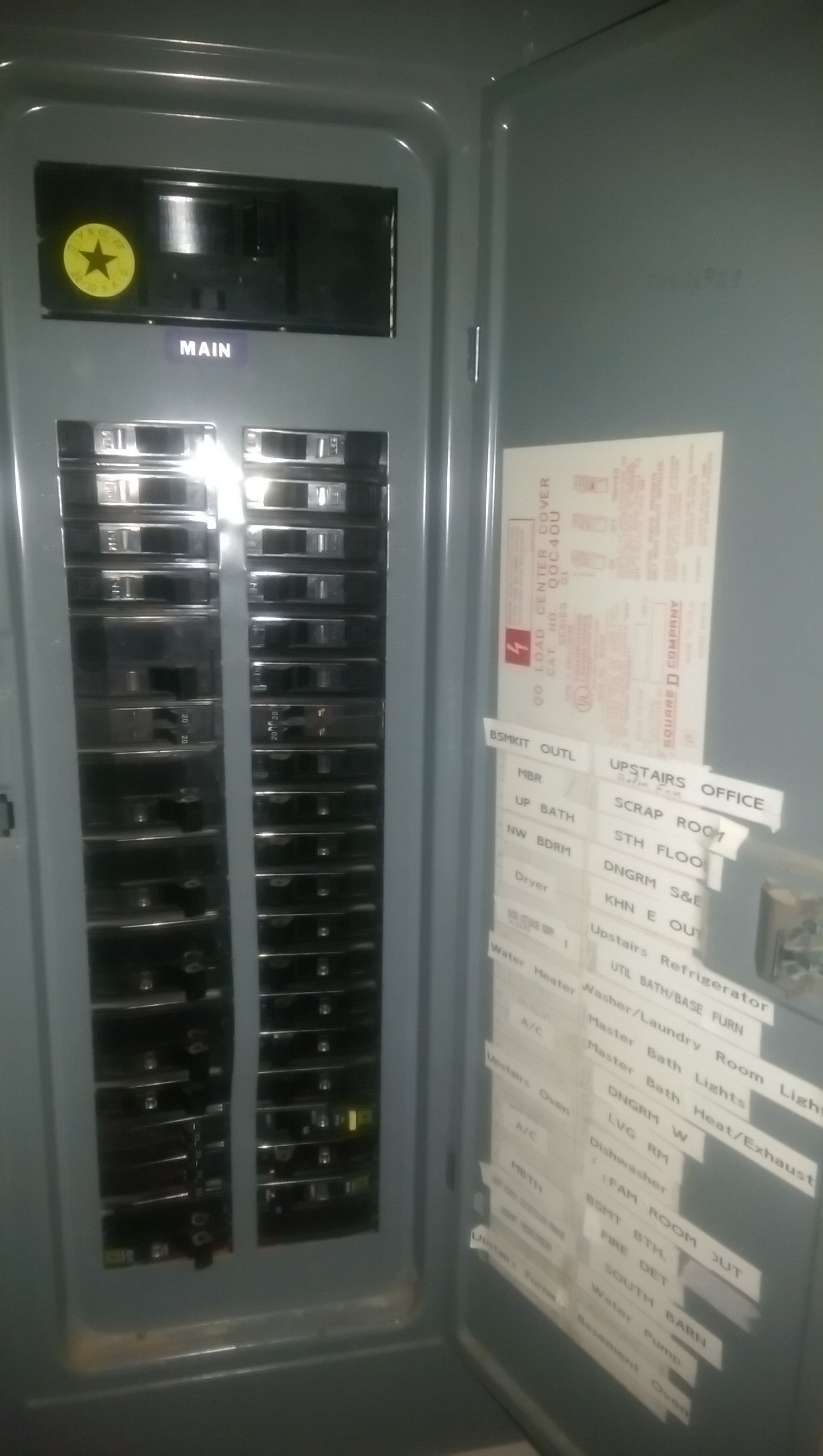 Electrical - Need Advice On Connecting 100 Amp Sub-Panel To 200 Amp - 100 Amp Sub Panel Wiring Diagram