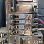 Electrical   Using A 30 Amp Tandem Circuit Breaker For A 120/240V   Double Pole Circuit Breaker Wiring Diagram