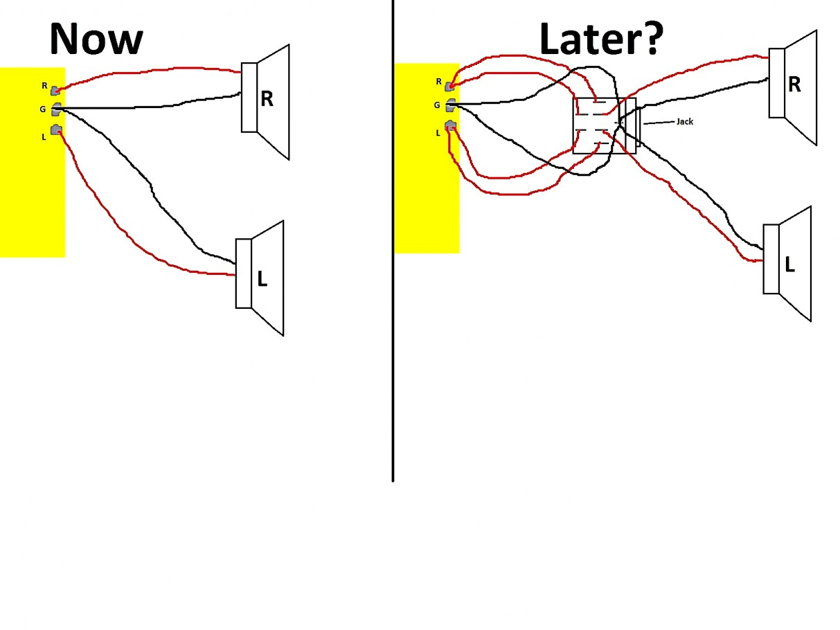 Elegant Headphone Wire Diagram How To Hack A Jack - Headphone Wiring Diagram