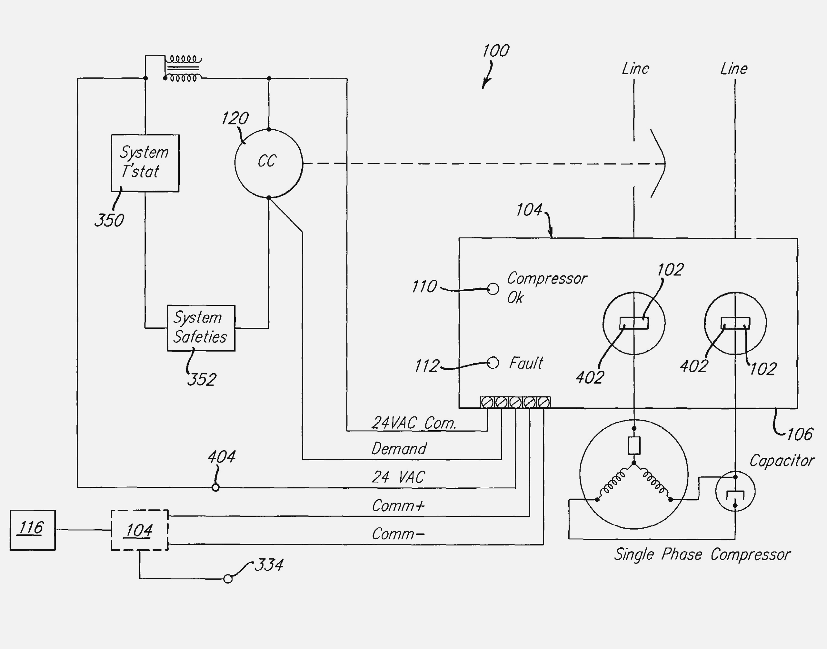 Embraco Compressor Start Capacitor Wiring   Manual E-Books - Embraco Compressor Wiring Diagram