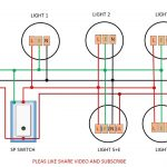 Emergency Light Switch Wiring Diagram!   Youtube   Electrical Switch Wiring Diagram