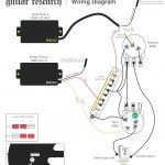 Emg Wiring Guide   Data Wiring Diagram Schematic   Humbucker Wiring Diagram