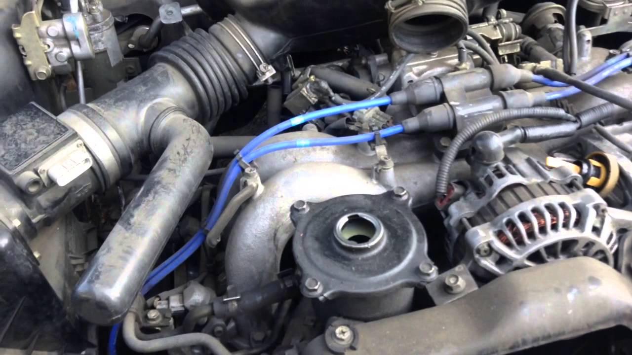 Engine Anatomy Subaru To Vw Swap Subibug - Youtube - Vw Subaru Conversion Wiring Diagram