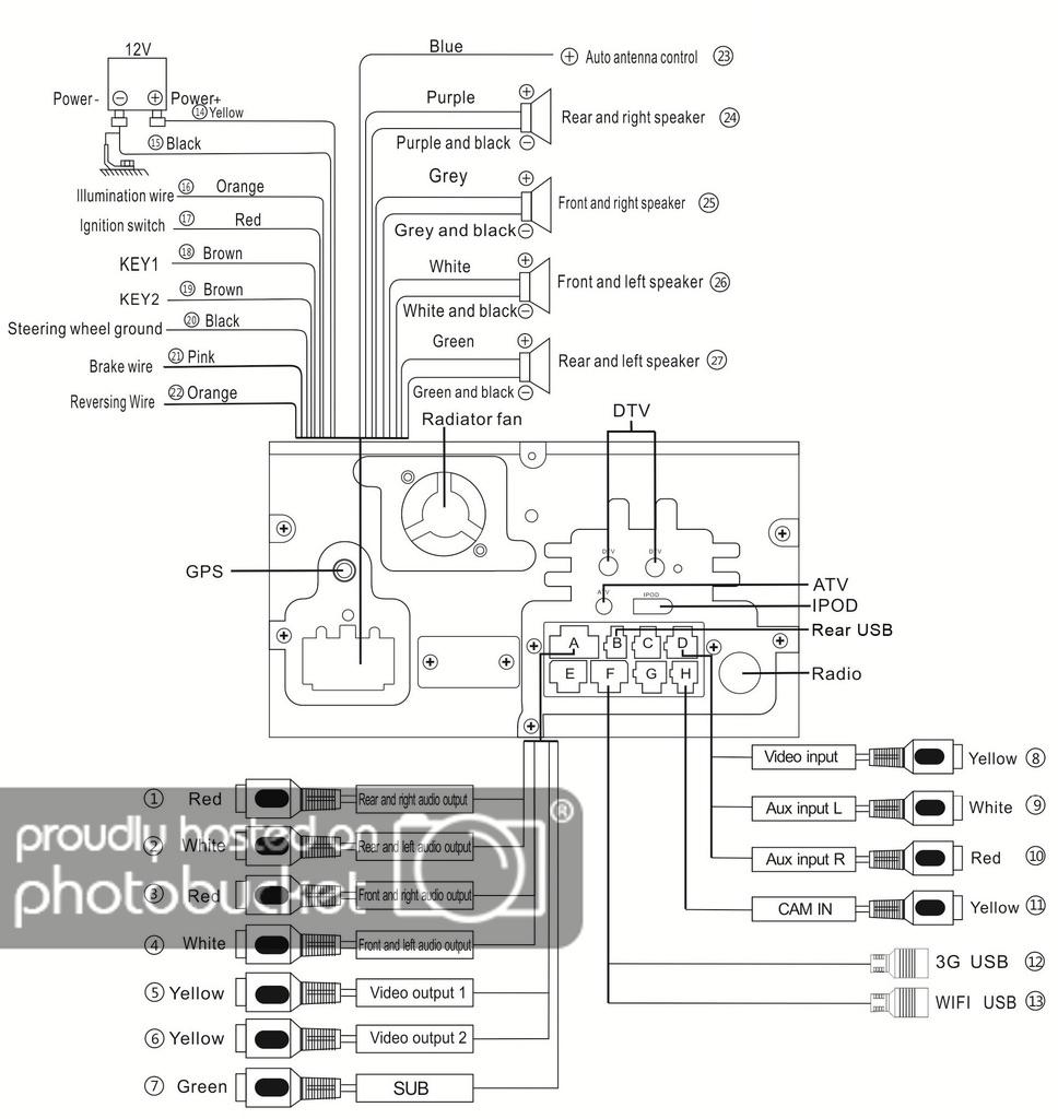Eonon Wiring Schematic | Wiring Diagram - Eonon Wiring Diagram
