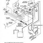 Ez Go Golf Cart Wiring Diagram Gas Engine Ezgo Ignition Switch   Golf Cart Wiring Diagram