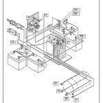 Ez Go Rxv 48 Volt Wiring Diagrams | Wiring Diagram   48 Volt Battery Wiring Diagram
