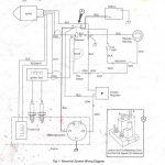 Ezgo Starter Generator Wiring Diagram In Golf Cart Gas For Ezgo   Golf Cart Wiring Diagram