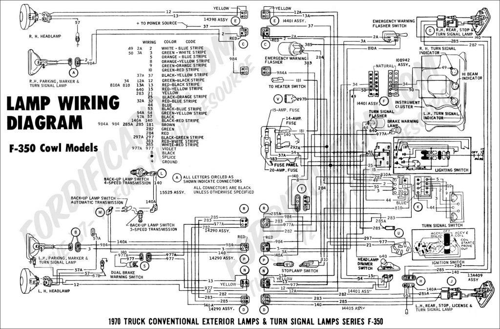 F350 Wiring Schematics