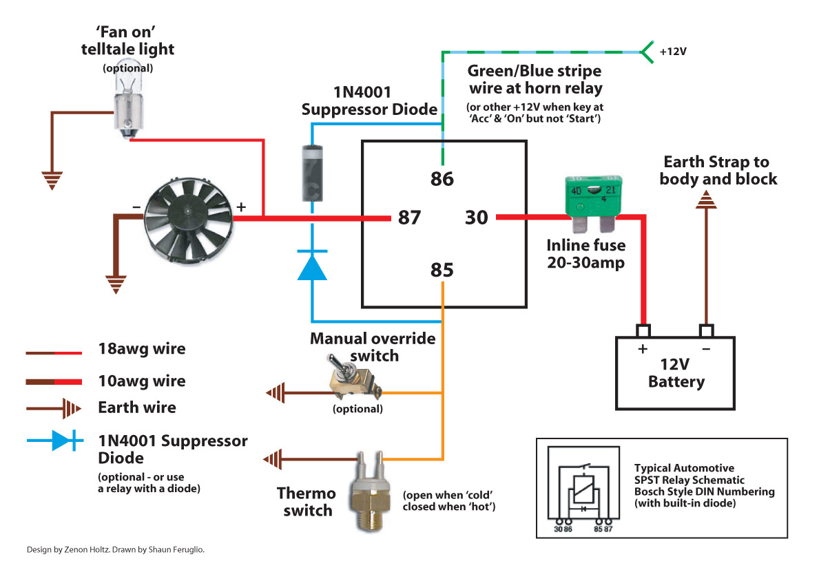 Fan Wiring Schematic | Schematic Diagram - Fantastic Vent Wiring Diagram