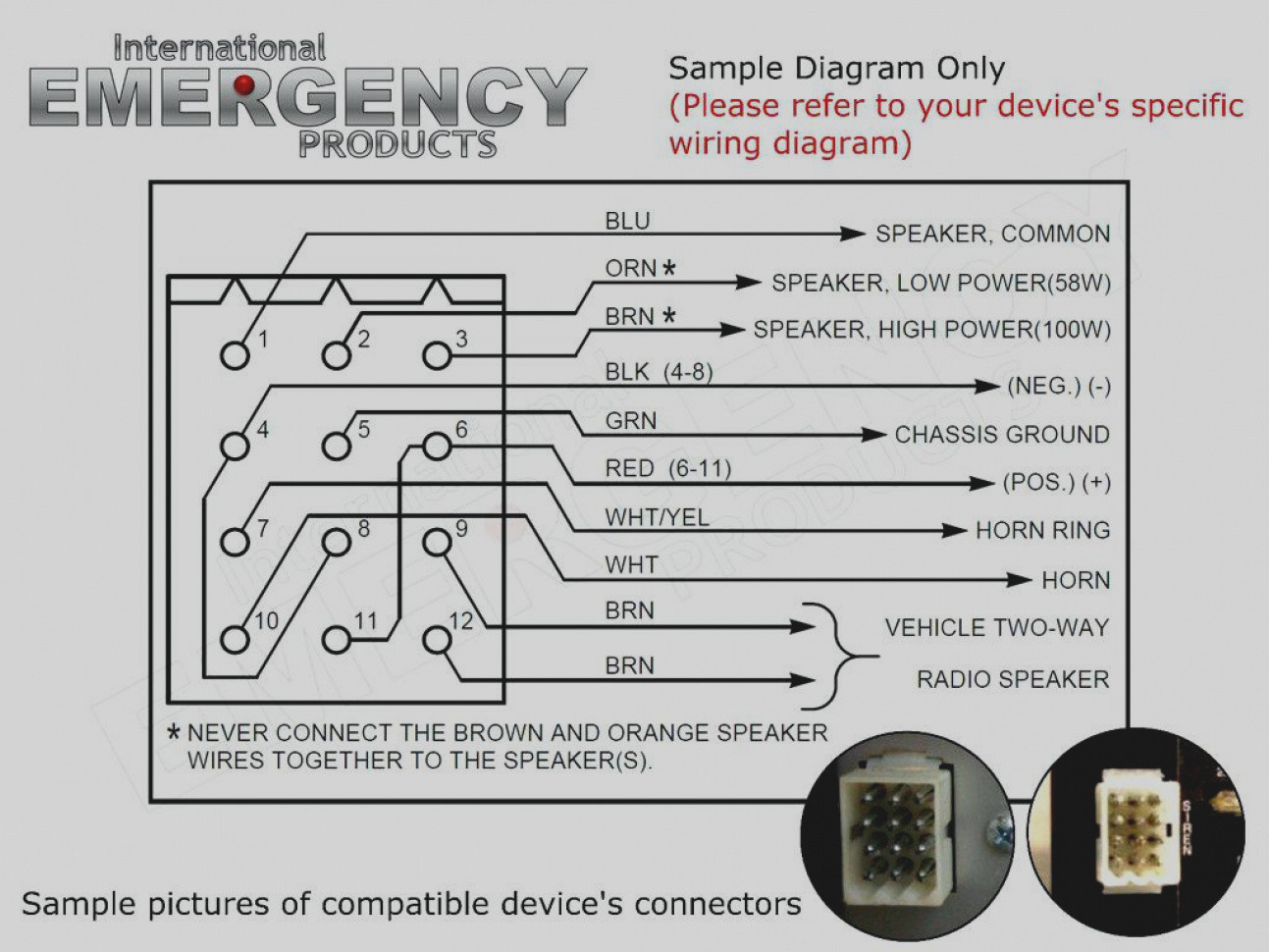 Federal Siren Wiring Diagram | Wiring Diagram - Federal Signal Pa300 Wiring Diagram
