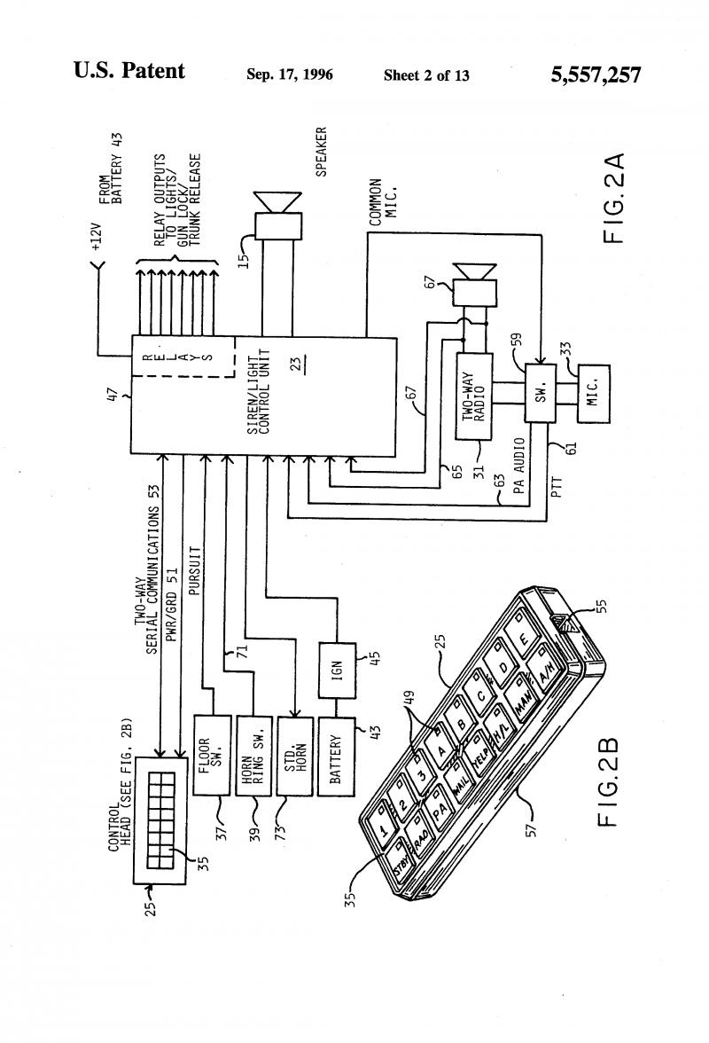 Federal Siren Wiring Diagram | Wiring Library - Federal Signal Pa300 Wiring Diagram