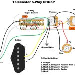 Fender 52 Tele Wiring Diagrams | Wiring Diagram   Telecaster Wiring Diagram