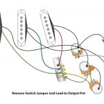 Fender Noiseless Strat Wiring Diagrams | Wiring Diagram   Fender Jaguar Wiring Diagram