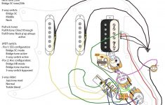 Guitar Wiring Diagram 2 Humbucker 1 Volume 1 Tone