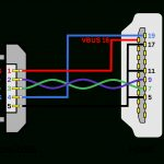 File:mhl Micro Usb   Hdmi Wiring Diagram.svg   Wikimedia Commons   Micro Usb Wiring Diagram