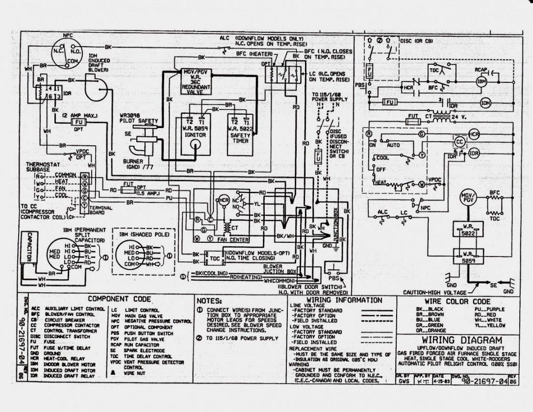 First Company Wiring Diagrams | Wiring Diagram - First Company Air Handler Wiring Diagram