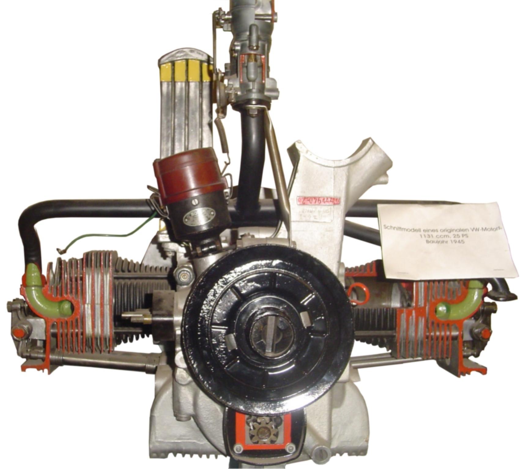 Flat-Four Engine - Wikipedia - Vw Subaru Conversion Wiring Diagram