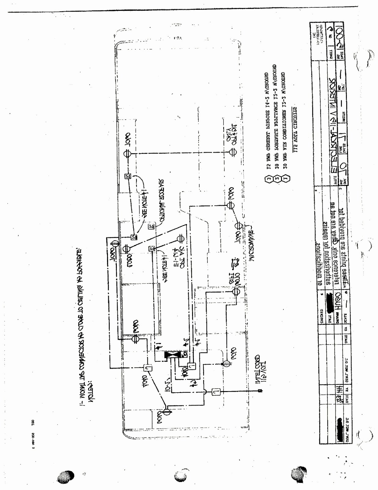Fleetwood Motorhome Wiring Diagram