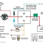 Flex Fan Wiring   Wiring Diagram Data   Flex A Lite Fan Controller Wiring Diagram